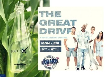 GoodHope FM: The Great Drive Interview with Kayeezi